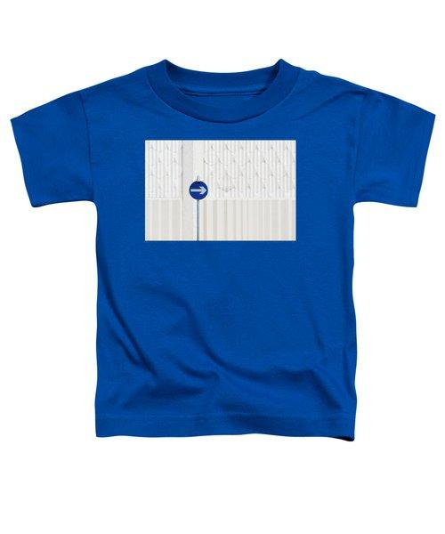 One Way 2 Toddler T-Shirt