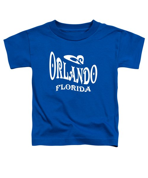 Orlando Florida Design Toddler T-Shirt