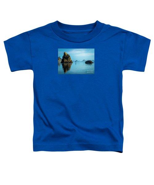 Outing In Ruby Beach,wa Toddler T-Shirt