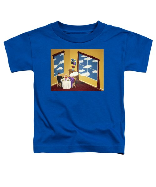 Outside In Toddler T-Shirt
