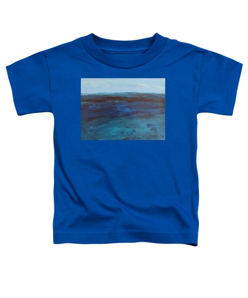 Pacific Blue Toddler T-Shirt