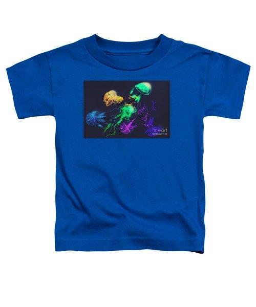 Pacific Pop-art Toddler T-Shirt