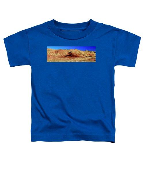Painted Hills Pano Toddler T-Shirt