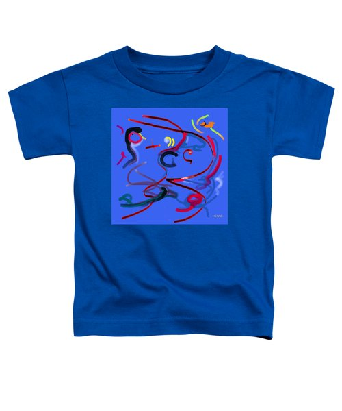Passion Toddler T-Shirt