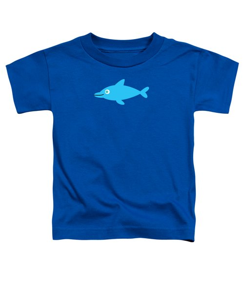 Pbs Kids Dolphin Toddler T-Shirt