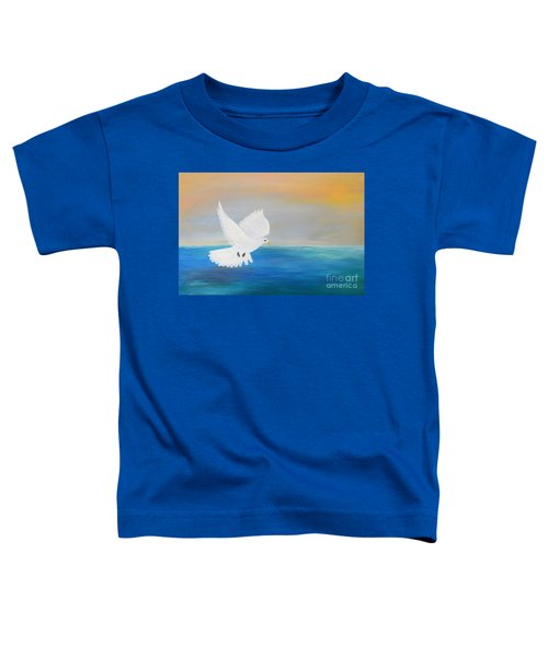 Peace Descending Toddler T-Shirt