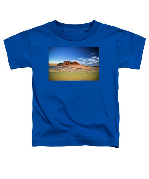 Peaks Of Jockey's Ridge Toddler T-Shirt