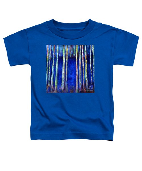 Peeking Through The Trees Toddler T-Shirt