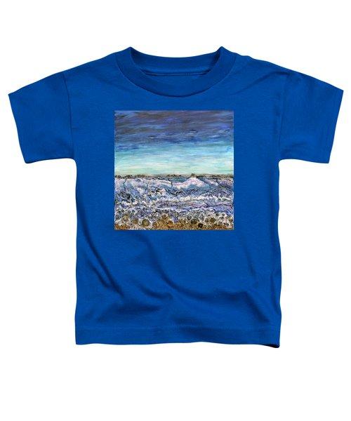 Pensive Waters Toddler T-Shirt