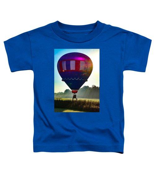 Perfect Landing Toddler T-Shirt
