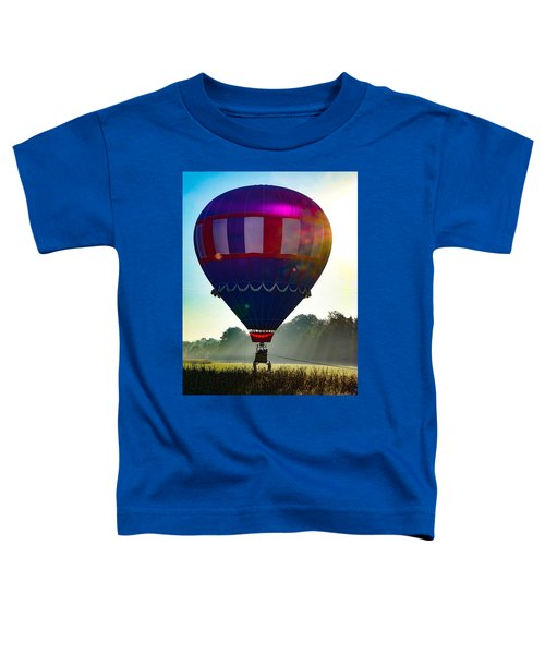 Perfect Landing Toddler T-Shirt