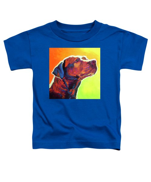 Pit Bull - Fuji Toddler T-Shirt