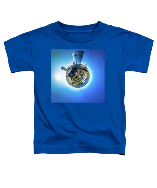 Planet Milwaukee Toddler T-Shirt