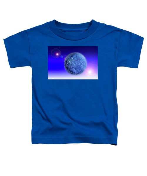 Planet Toddler T-Shirt by Tatsuya Atarashi