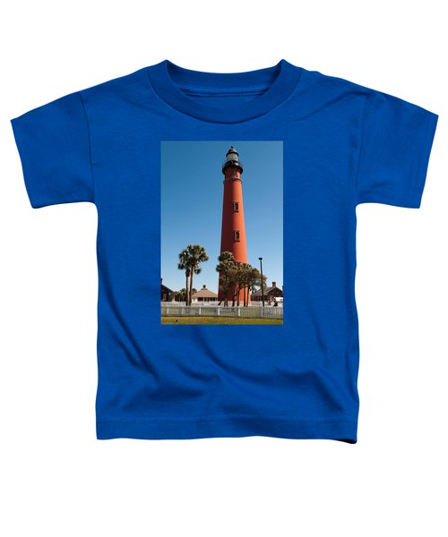 Ponce De Leon Inlet Light Toddler T-Shirt