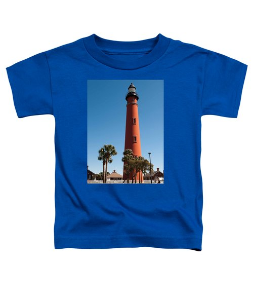 Ponce De Leon Inlet Light Toddler T-Shirt