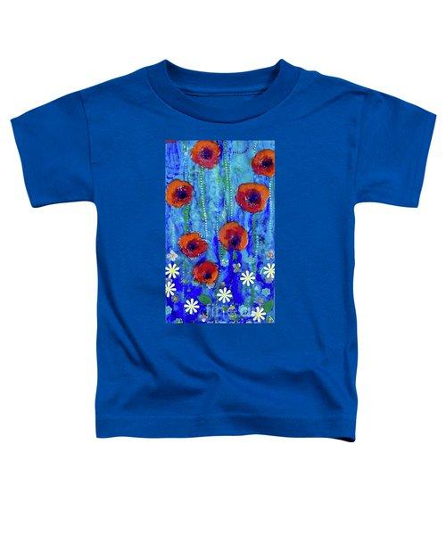 Poppy Dance Toddler T-Shirt