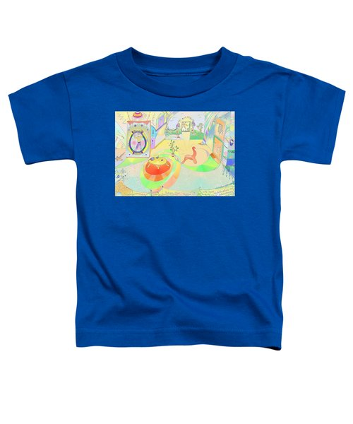 Portals And Perspectives Toddler T-Shirt