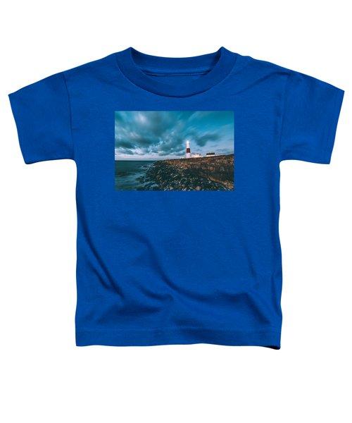 Portland Bill Dorset Toddler T-Shirt
