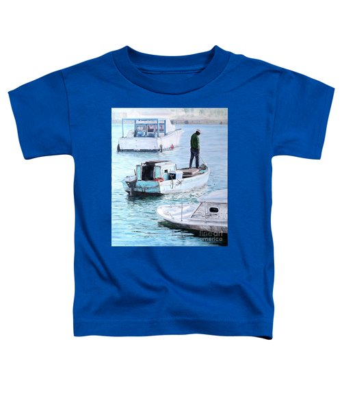 Potter's Cay Blues Toddler T-Shirt