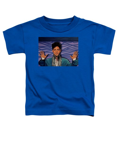 Prince 2 Toddler T-Shirt by Paul Meijering