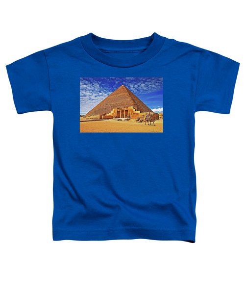 Pyramid Toddler T-Shirt