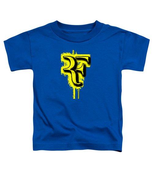 Rafael Nadal Toddler T-Shirt by Pillo Wsoisi