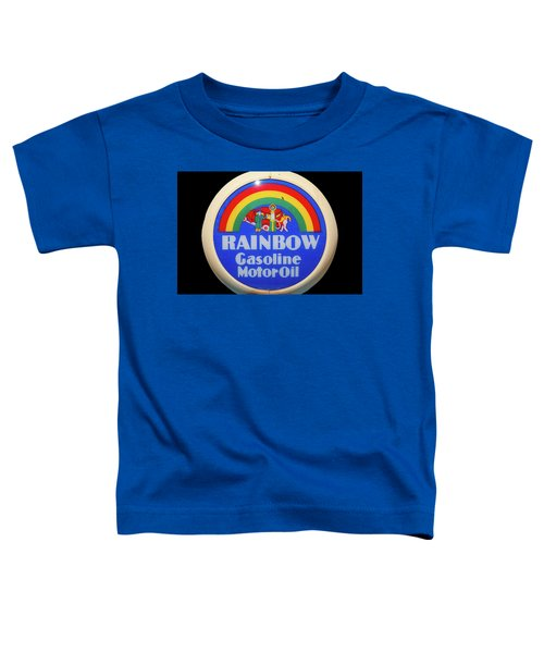 Rainbow Gasoline Toddler T-Shirt