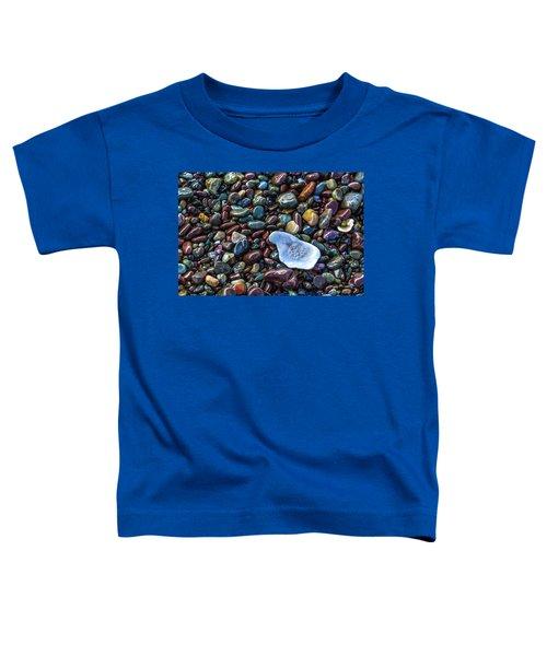Rainbow Pebbles Toddler T-Shirt
