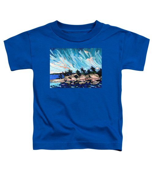 Red Horse Cirrus Toddler T-Shirt