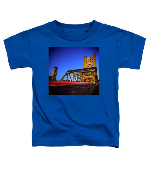 Red Runner- Toddler T-Shirt