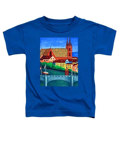 Remembering Basel Toddler T-Shirt
