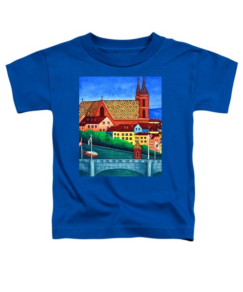 Remembering Basel Toddler T-Shirt