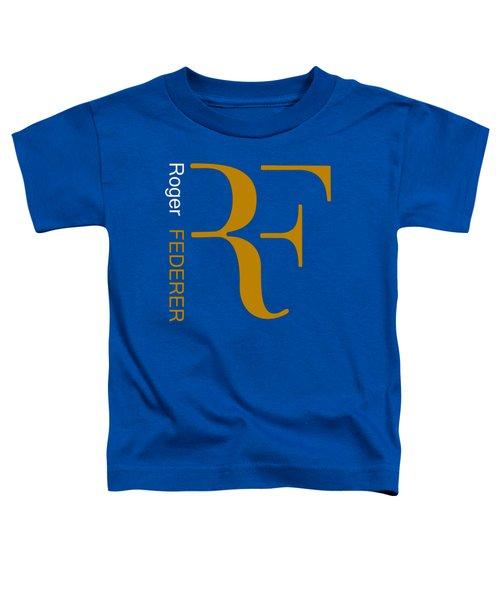rf Toddler T-Shirt by Pillo Wsoisi
