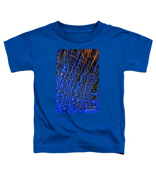 Ripples In The Water Toddler T-Shirt