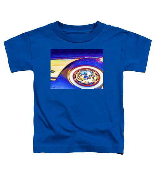 Road Trip Blues Toddler T-Shirt