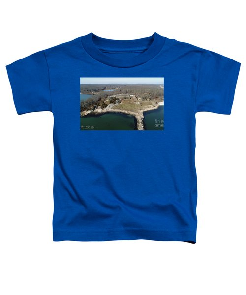 Rocky Neck Paviliion Toddler T-Shirt