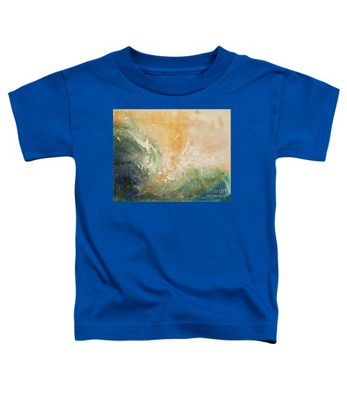 Rugged Coast Aerial View Toddler T-Shirt