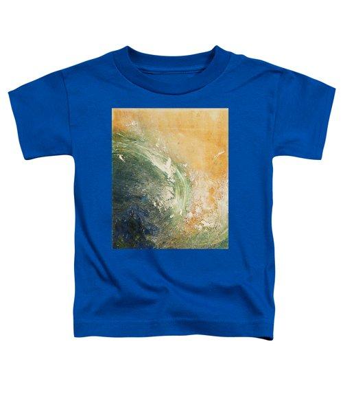 Rugged Coast Aerial View Toddler T-Shirt