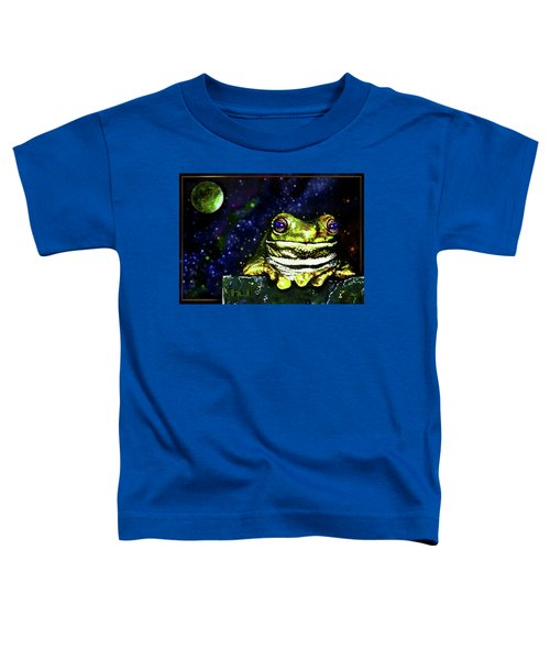 Ruler Of The Cosmos  Toddler T-Shirt