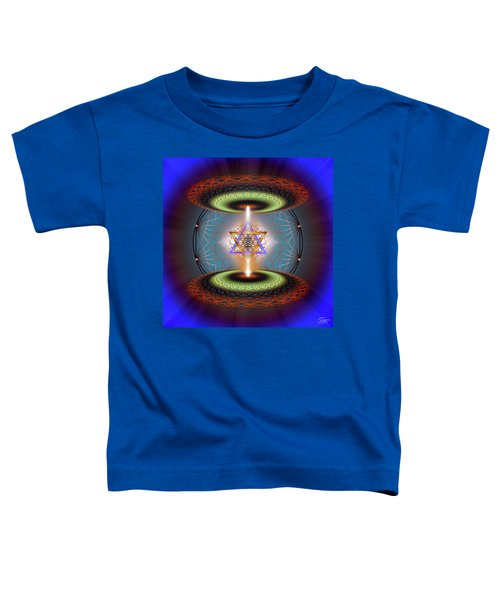 Sacred Geometry 718 Toddler T-Shirt