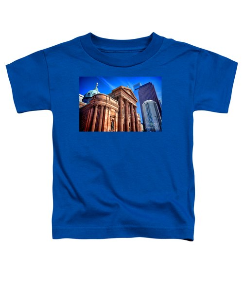 Saints Peter And Paul In Philadelphia   Toddler T-Shirt