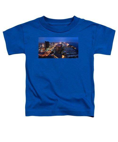 San Diego Bay Toddler T-Shirt