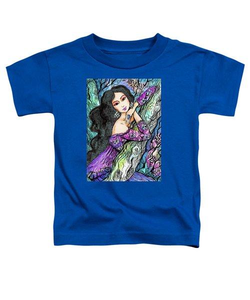 Sapphire Forest Toddler T-Shirt