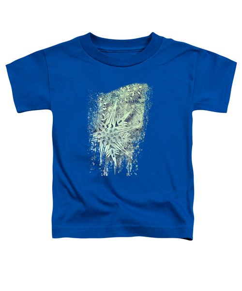 Sea Of Flakes Toddler T-Shirt