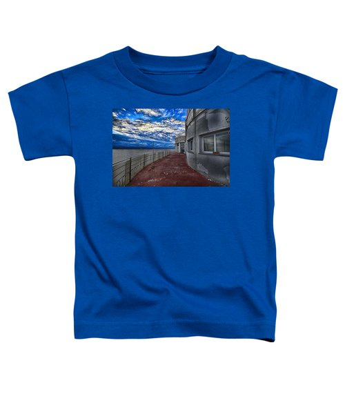 Seascape Atmosphere - Atmosfera Di Mare Toddler T-Shirt