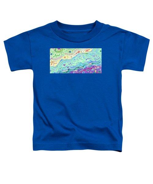 Seashore Toddler T-Shirt