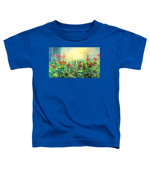 Secret Garden 2 - 150x90 Cm Toddler T-Shirt