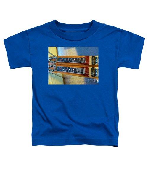 Sho-bud Pedal Steel Toddler T-Shirt