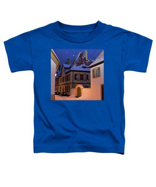 Silent Night Toddler T-Shirt